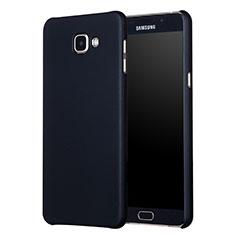 Custodia Plastica Rigida Opaca M01 per Samsung Galaxy A5 (2017) SM-A520F Nero