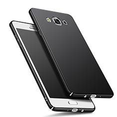 Custodia Plastica Rigida Opaca M01 per Samsung Galaxy A5 Duos SM-500F Nero