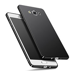 Custodia Plastica Rigida Opaca M01 per Samsung Galaxy A5 SM-500F Nero