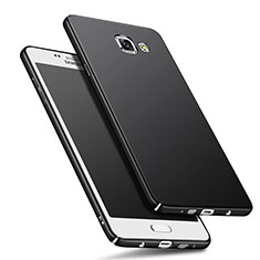 Custodia Plastica Rigida Opaca M01 per Samsung Galaxy A9 (2016) A9000 Nero