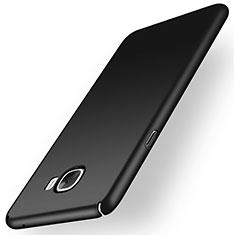 Custodia Plastica Rigida Opaca M01 per Samsung Galaxy C7 SM-C7000 Nero