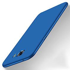 Custodia Plastica Rigida Opaca M01 per Samsung Galaxy C9 Pro C9000 Blu