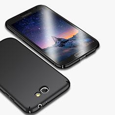 Custodia Plastica Rigida Opaca M01 per Samsung Galaxy Note 2 N7100 N7105 Nero