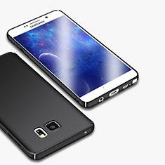 Custodia Plastica Rigida Opaca M01 per Samsung Galaxy Note 5 N9200 N920 N920F Nero
