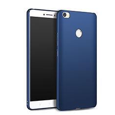Custodia Plastica Rigida Opaca M01 per Xiaomi Mi Max Blu
