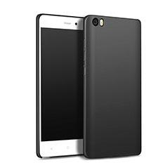 Custodia Plastica Rigida Opaca M01 per Xiaomi Mi Note Nero