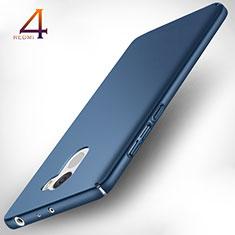 Custodia Plastica Rigida Opaca M01 per Xiaomi Redmi 4 Standard Edition Blu