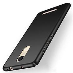 Custodia Plastica Rigida Opaca M01 per Xiaomi Redmi Note 3 Nero