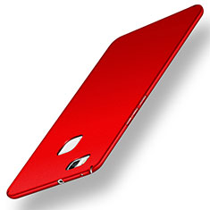 Custodia Plastica Rigida Opaca M02 per Huawei G9 Lite Rosso