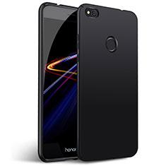 Custodia Plastica Rigida Opaca M02 per Huawei GR3 (2017) Nero