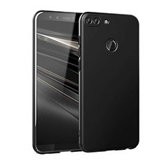 Custodia Plastica Rigida Opaca M02 per Huawei Honor 9 Lite Nero
