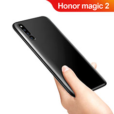 Custodia Plastica Rigida Opaca M02 per Huawei Honor Magic 2 Nero