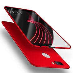 Custodia Plastica Rigida Opaca M02 per Huawei Nova 2 Plus Rosso
