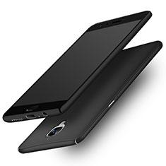 Custodia Plastica Rigida Opaca M02 per OnePlus 3 Nero