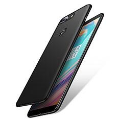 Custodia Plastica Rigida Opaca M02 per OnePlus 5T A5010 Nero