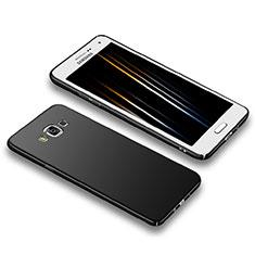 Custodia Plastica Rigida Opaca M02 per Samsung Galaxy A5 Duos SM-500F Nero