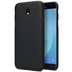 Custodia Plastica Rigida Opaca M02 per Samsung Galaxy J5 (2017) SM-J750F Nero