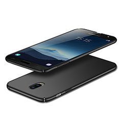 Custodia Plastica Rigida Opaca M02 per Samsung Galaxy J7 Plus Nero