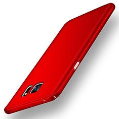 Custodia Plastica Rigida Opaca M02 per Samsung Galaxy Note 5 N9200 N920 N920F Rosso