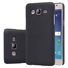 Custodia Plastica Rigida Opaca M02 per Samsung Galaxy On5 G550FY Nero