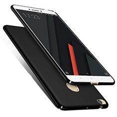 Custodia Plastica Rigida Opaca M02 per Xiaomi Mi Max 2 Nero