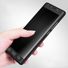 Custodia Plastica Rigida Opaca M02 per Xiaomi Mi Note 2 Special Edition Nero
