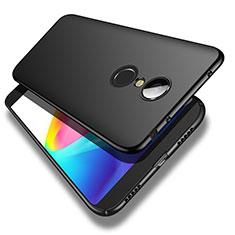 Custodia Plastica Rigida Opaca M02 per Xiaomi Redmi 5 Nero