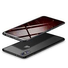 Custodia Plastica Rigida Opaca M02 per Xiaomi Redmi Note 5 AI Dual Camera Nero