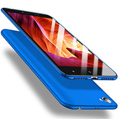 Custodia Plastica Rigida Opaca M02 per Xiaomi Redmi Note 5A Standard Edition Blu