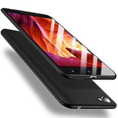 Custodia Plastica Rigida Opaca M02 per Xiaomi Redmi Note 5A Standard Edition Nero