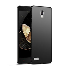 Custodia Plastica Rigida Opaca M02 per Xiaomi Redmi Note Nero