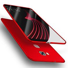 Custodia Plastica Rigida Opaca M03 per Huawei GR5 Rosso