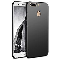 Custodia Plastica Rigida Opaca M03 per Huawei Honor V9 Nero