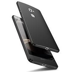 Custodia Plastica Rigida Opaca M03 per Huawei Mate S Nero