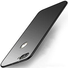 Custodia Plastica Rigida Opaca M03 per Huawei P Smart Nero
