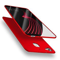 Custodia Plastica Rigida Opaca M03 per Huawei P8 Lite Smart Rosso