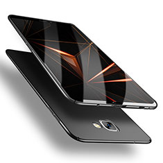 Custodia Plastica Rigida Opaca M03 per Samsung Galaxy A9 Pro (2016) SM-A9100 Nero