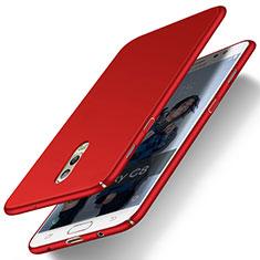 Custodia Plastica Rigida Opaca M03 per Samsung Galaxy C8 C710F Rosso