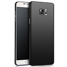 Custodia Plastica Rigida Opaca M03 per Samsung Galaxy Note 5 N9200 N920 N920F Nero