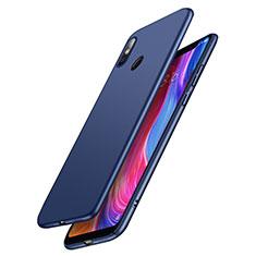 Custodia Plastica Rigida Opaca M03 per Xiaomi Mi 8 Blu