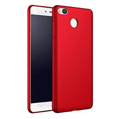 Custodia Plastica Rigida Opaca M03 per Xiaomi Mi Max 2 Rosso