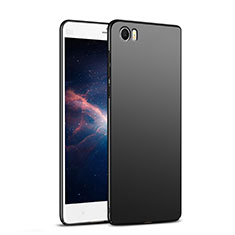 Custodia Plastica Rigida Opaca M03 per Xiaomi Mi Note Nero