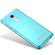 Custodia Plastica Rigida Opaca M03 per Xiaomi Redmi Note 3 Pro Verde