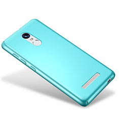 Custodia Plastica Rigida Opaca M03 per Xiaomi Redmi Note 3 Verde
