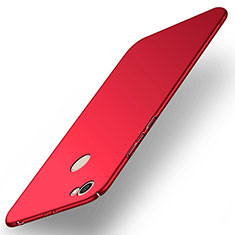 Custodia Plastica Rigida Opaca M03 per Xiaomi Redmi Note 5A High Edition Rosso