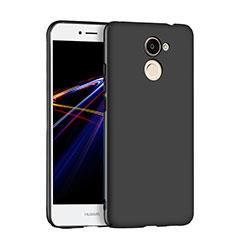 Custodia Plastica Rigida Opaca M04 per Huawei Enjoy 7 Plus Nero