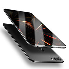 Custodia Plastica Rigida Opaca M04 per Huawei Enjoy 7S Nero