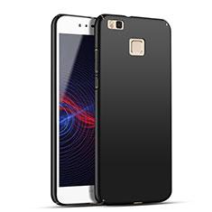 Custodia Plastica Rigida Opaca M04 per Huawei G9 Lite Nero