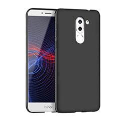 Custodia Plastica Rigida Opaca M04 per Huawei Honor 6X Nero
