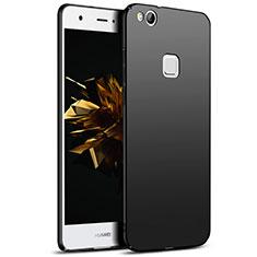 Custodia Plastica Rigida Opaca M04 per Huawei Honor 8 Lite Nero